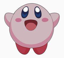 Super Smash Bros. Kirby Kids Tee