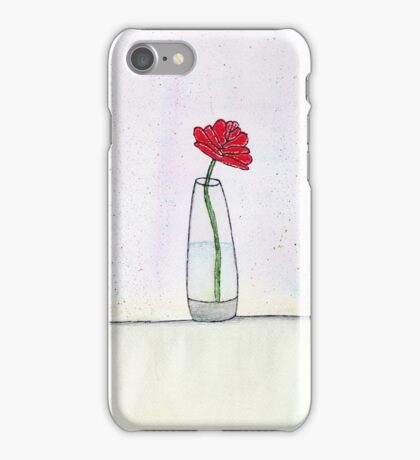 The Enchanted Rose iPhone Case/Skin