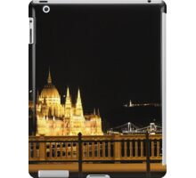 Budapest Lights iPad Case/Skin
