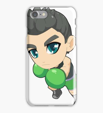 Super Smash Bros. Lil Mac iPhone Case/Skin