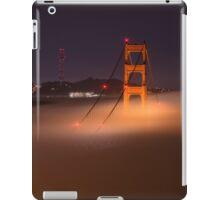 Golden Fog iPad Case/Skin