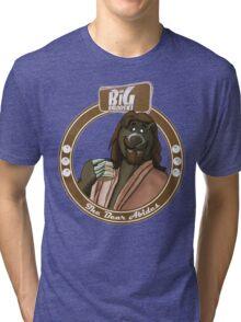 The Bear Abides Tri-blend T-Shirt