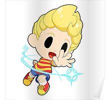 Super Smash Bros. Lucas Poster