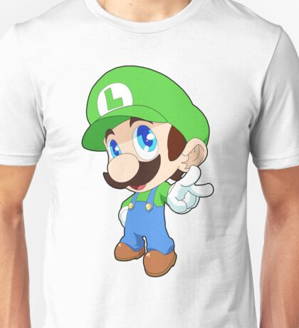 Super Smash Bros. Luigi Unisex T-Shirt