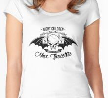 Shadowhunters - Nox Invictus Bikers Club Women's Fitted Scoop T-Shirt