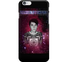 Danisnotonfire - Come for the accent - Poster iPhone Case/Skin