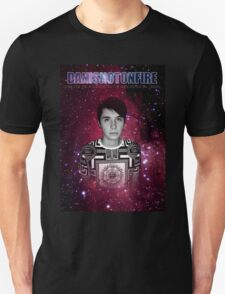 Danisnotonfire - Come for the accent - Poster T-Shirt