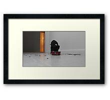 Boston Terrier Framed Print
