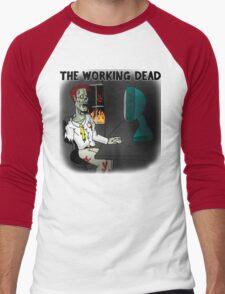 The Working Dead Men's Baseball ¾ T-Shirt