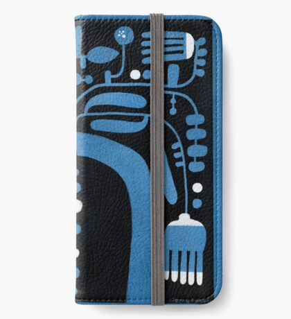 STUDY IN CONTRASTS iPhone Wallet/Case/Skin