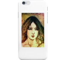 Visage:Don't cry for me St Sebastian  iPhone Case/Skin