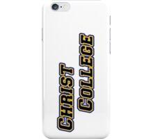 Logo vertical iPhone Case/Skin
