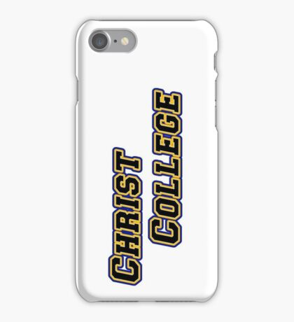 Logo vertical iPhone Case/Skin