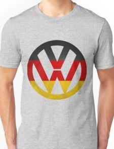 Volkswagen German Flag T-Shirt
