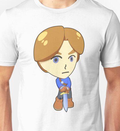 Super Smash Bros. Mii Swordfighter Unisex T-Shirt