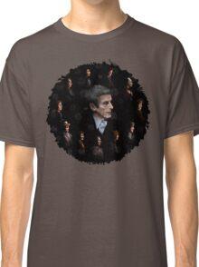 All Doctor regeneration Classic T-Shirt