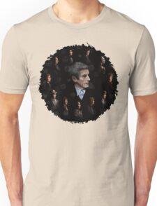 All Doctor regeneration Unisex T-Shirt