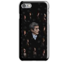 All Doctor regeneration iPhone Case/Skin