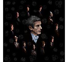 All Doctor regeneration Photographic Print