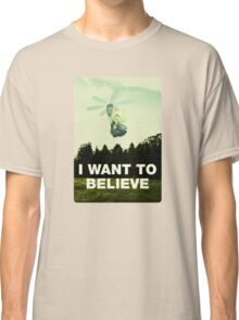 Believe in Peridot Classic T-Shirt