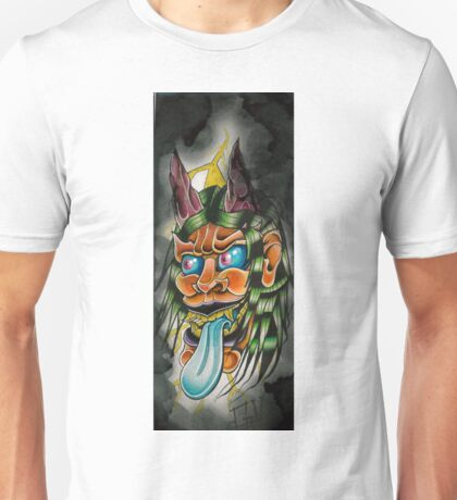 lightning oni Unisex T-Shirt
