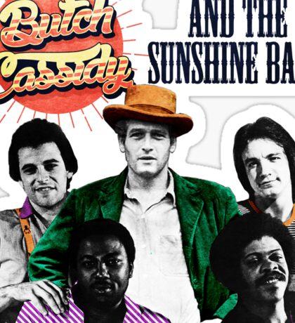 BC & The Sunshine Band Sticker