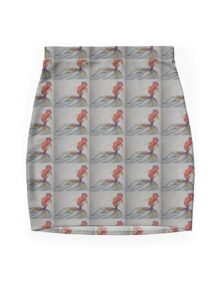 Goldfish Pond (close up #2) Mini Skirt