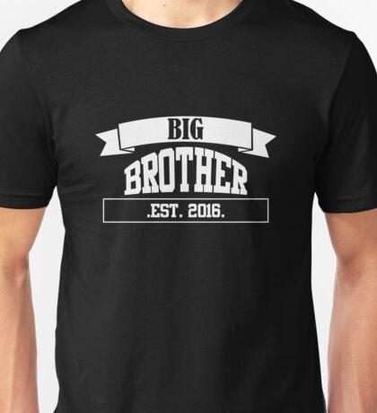 Big Brother white Unisex T-Shirt