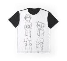 kagehina Graphic T-Shirt
