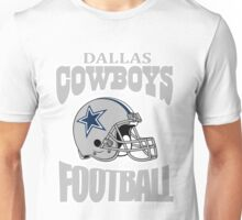 DALLAS COWBOYS HELMET Unisex T-Shirt