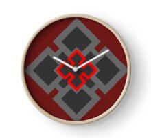 Gears of War: Locust Emblem Clock