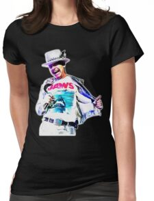 gord downie tragically hip  Womens Fitted T-Shirt
