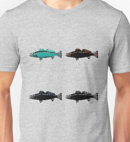 Fishing Area Unisex T-Shirt