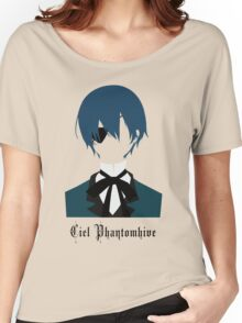 Phantomhive  Women's Relaxed Fit T-Shirt