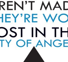 City Of Angel  Sticker
