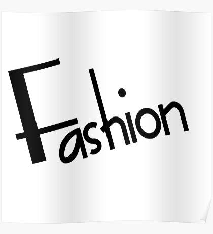 Fashion 01 Poster