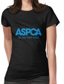 ASPCA Logo Womens Fitted T-Shirt