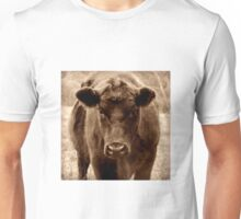 How now brown cow? Unisex T-Shirt