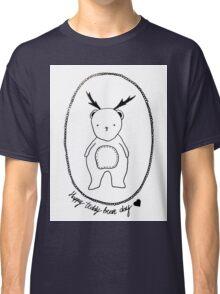 Happy Teddy Bear Day Classic T-Shirt