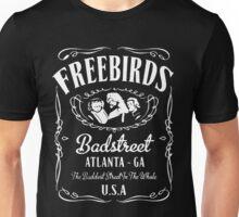 Fabulous Freebirds - Jack Daniels-style Unisex T-Shirt
