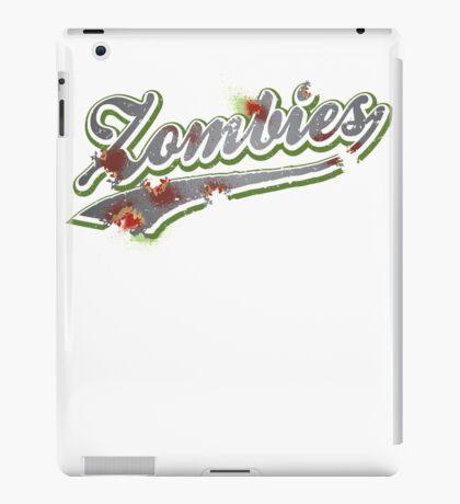 Varsity Zombies iPad Case/Skin