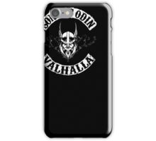 SONS OF ODIN SHIRT iPhone Case/Skin