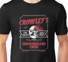 Crowley's Crossroads Inn T-Shirt - Supernatural Shirt Unisex T-Shirt