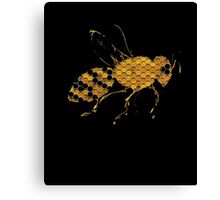 Honey Bee Men's Graphic T Shirt Canvas Print
