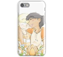 Orange Love iPhone Case/Skin