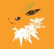 Distressed Jolteon by Lith1um