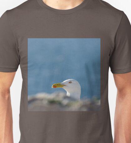 Beak-a-boo Unisex T-Shirt