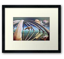 Aether Framed Print