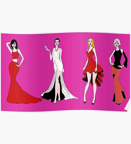 Fashion Show Poster
