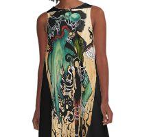 Virtue A-Line Dress